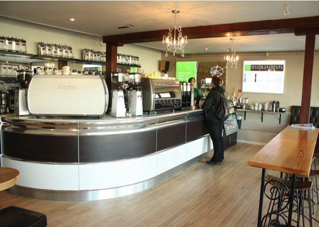 Vancouver Milano coffee shop