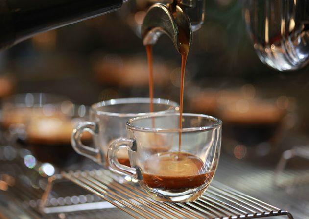 Vancouver Espresso Tasting at Milano Coffee