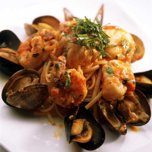 Al Porto Ristorante Vancouver Italian food in Gastown