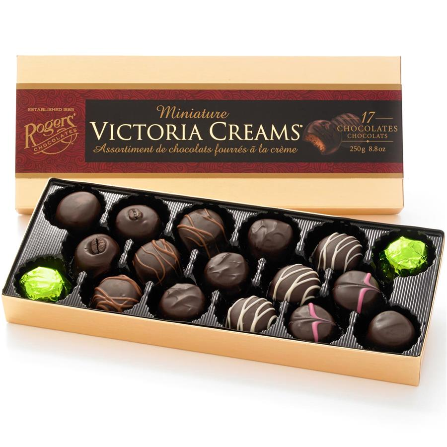 Rogers' Chocolates Victorian Cream Chocolates