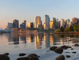 Vancouver British Columbia City Deadmans Island - Picture of the Day #14