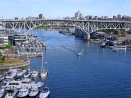 Vancouver Granville Island Marina - Picture of the Day #16