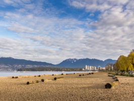 Kitsilano Beach in Vancouver, BC. So Beautiful. Picture of the Day #18