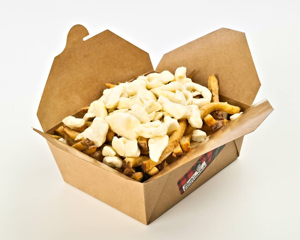 Smoke's Poutinerie in Vancouver Classic Poutine