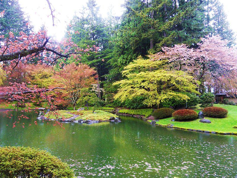 Nitobe Memorial Garden UBC