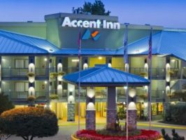 Accent Inns Vancouver Airport Hotel Richmond Exterior