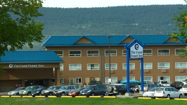 Coast Fraser Inn Williams Lake Hotel Exterior