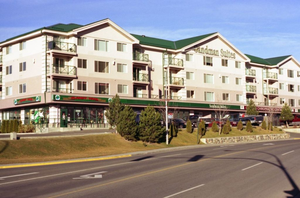 Sandman Hotel & Suites Williams Lake Exterior